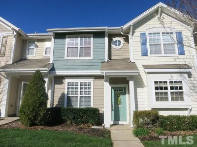Morrisville Townhouse Contingent: 504 Colwick Lane