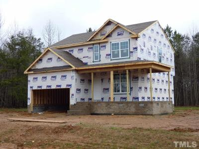 Mebane Single Family Home Pending: 2827 Bingham Drive