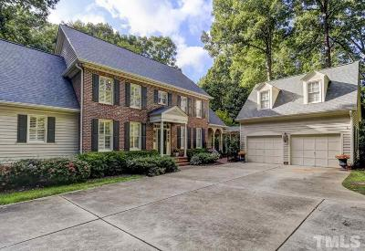 Wake Forest Single Family Home For Sale: 6209 Rocky Creek Way