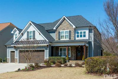 Wake Forest Single Family Home Contingent: 4113 Fawn Lily Drive
