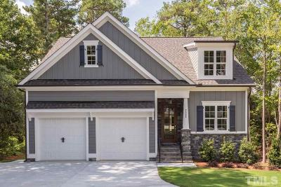 Raleigh Single Family Home For Sale: 3525 Blue Ridge Road