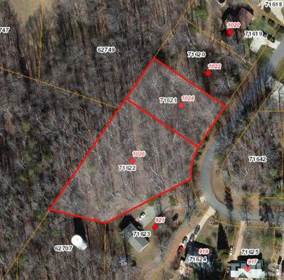 Siler City Residential Lots & Land For Sale: Candlewood Circle