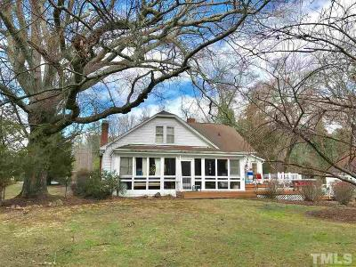 Chapel Hill Single Family Home For Sale: 11050 Us 15 501 North