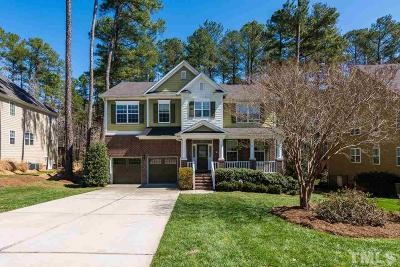 Durham Single Family Home Contingent: 404 Harkness Circle
