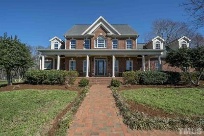 Pittsboro Single Family Home For Sale: 2045 Hillside Dairy Road