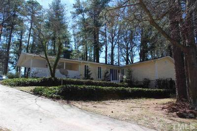 Sanford Single Family Home For Sale: 1317 Hermitage Road