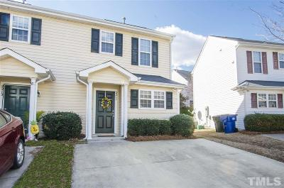 Wake County Townhouse Pending: 2217 Whistling Straits Way