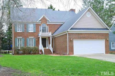 Chapel Hill Single Family Home Contingent: 1335 Daventry Court