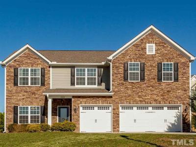 Amber Ridge Single Family Home For Sale: 1408 Manley Court