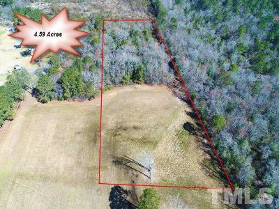 Johnston County Residential Lots & Land For Sale: Camil Drive