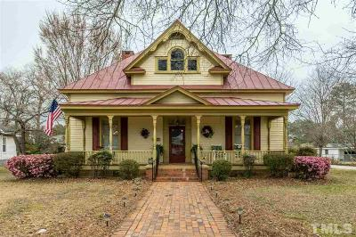 Benson Single Family Home For Sale: 310 W Main Street