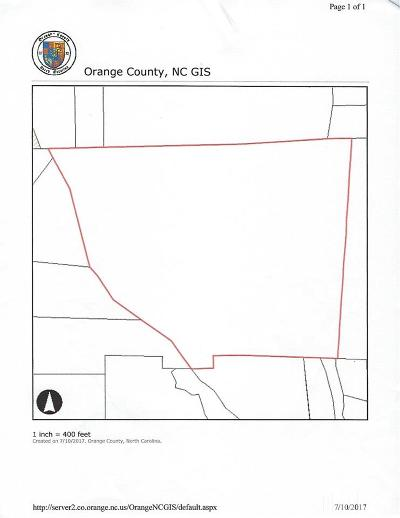 Orange County Residential Lots & Land For Sale: 2 Eno Cemetery Road
