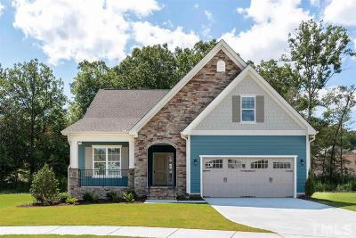 Holly Springs Single Family Home For Sale: 105 Lea Cove Court