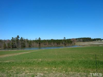 Franklin County Residential Lots & Land For Sale: Epsom Rocky Ford Road