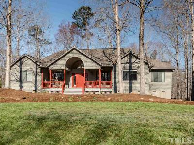 Chapel Hill Single Family Home Contingent: 8821 Oconee Court