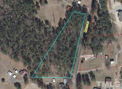 Sanford Residential Lots & Land For Sale: Henley Road
