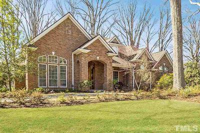 Raleigh Single Family Home For Sale: 311 Northwood Drive