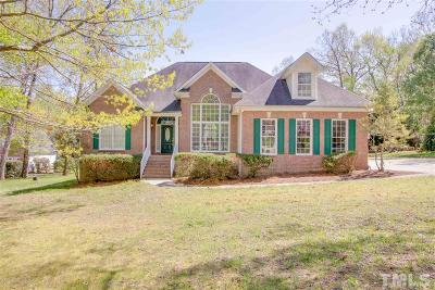 Youngsville Single Family Home For Sale: 155 Kensington Drive