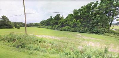 Harnett County Residential Lots & Land For Sale: Spring Hill Church Road