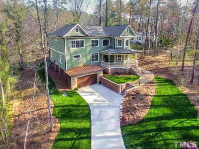 Chapel Hill Single Family Home For Sale: 702 Coker Drive