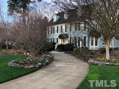 Holly Springs Single Family Home For Sale: 4900 Salem Ridge Road