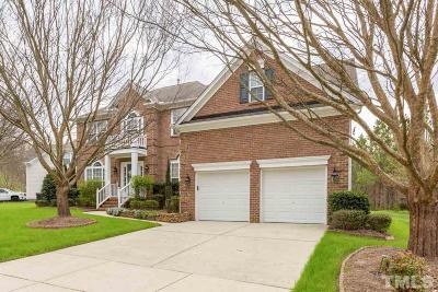 Durham Single Family Home Contingent: 1215 Caribou Crossing
