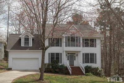 Chapel Hill Single Family Home Contingent: 113 Ironwood Drive