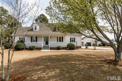 Johnston County Single Family Home For Sale: 10336 Old Beulah Road