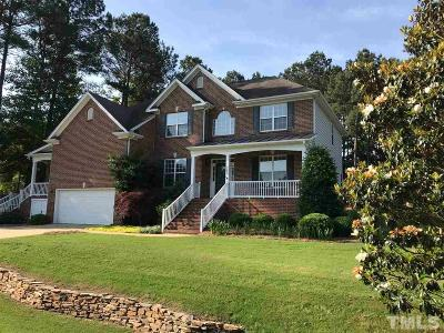 Single Family Home For Sale: 5600 Monarch Birch Drive