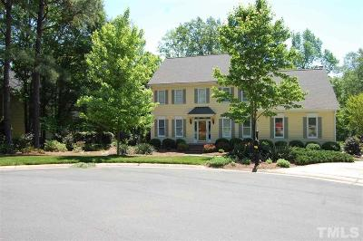 Holly Springs Single Family Home For Sale: 5429 Shoreline Court