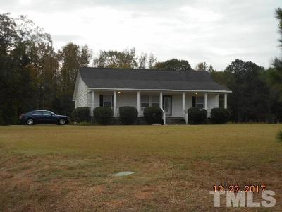 Johnston County Single Family Home For Sale: 36 Eagles Nest Drive