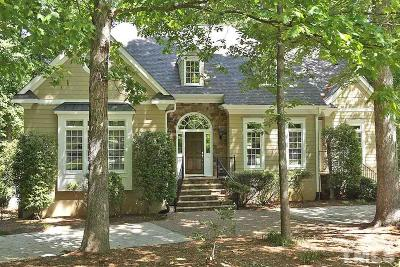 Cary Single Family Home For Sale: 211 Bordeaux Lane