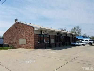 Lee County Commercial For Sale: 820 E Main Street