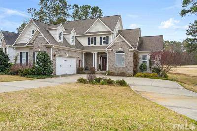 Sanford NC Single Family Home For Sale: $319,900