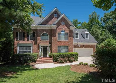 Cary Single Family Home For Sale: 121 Poppleford Place