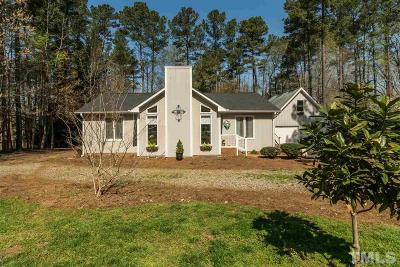 Wake Forest Single Family Home Pending: 513 Robinson Drive