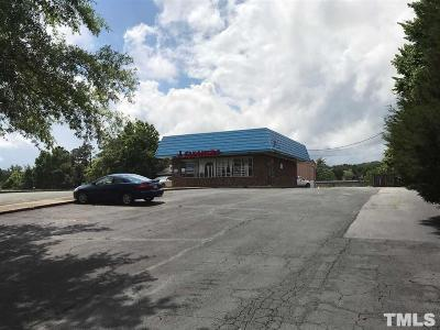 Hillsborough Commercial For Sale: 340 Churton Street