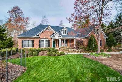 Durham Single Family Home For Sale: 17 Fairwoods Drive