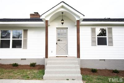 Single Family Home Contingent: 8601 Manns Loop Road