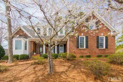 Holly Springs Single Family Home For Sale: 4704 Greenpoint Lane