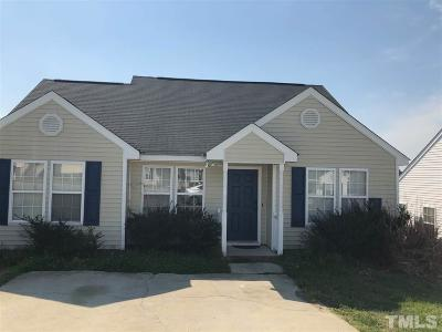 Knightdale Single Family Home Contingent: 1152 Tellis Drive