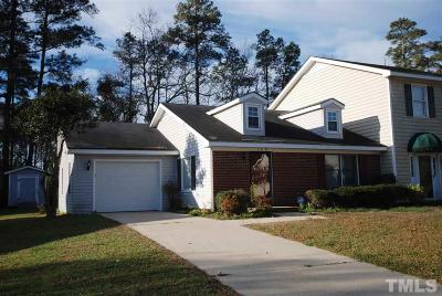 Dunn Townhouse For Sale: 140 Rollingwood Drive