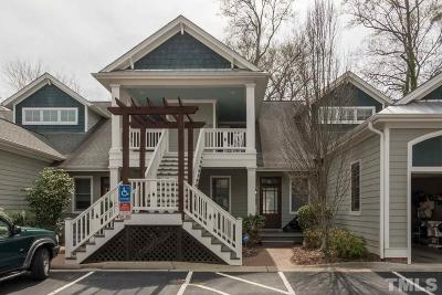 Chapel Hill Condo For Sale: 511 Hillsborough Street #109