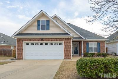 Raleigh NC Single Family Home Contingent: $178,000