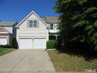 Morrisville Single Family Home For Sale: 104 Priestly Court