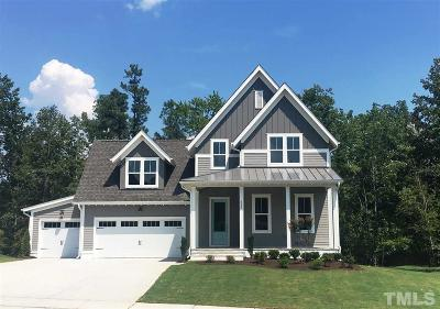 Holly Springs Single Family Home Pending: 513 Ancient Oaks Drive