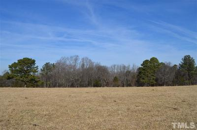 Chatham County Residential Lots & Land For Sale: Mt Vernon Hickory Mountain Road