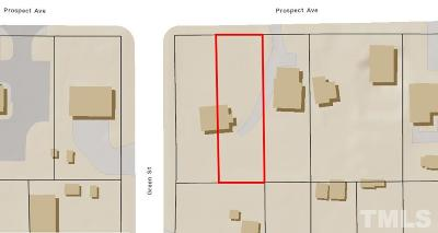 Raleigh Residential Lots & Land For Sale: 165 Prospect Avenue