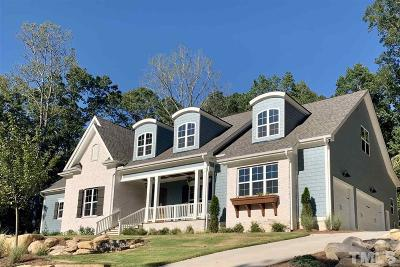 Pittsboro Single Family Home For Sale: 389 Fieldstone Lane