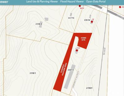 Chatham County Residential Lots & Land For Sale: 84 Grannys Acres